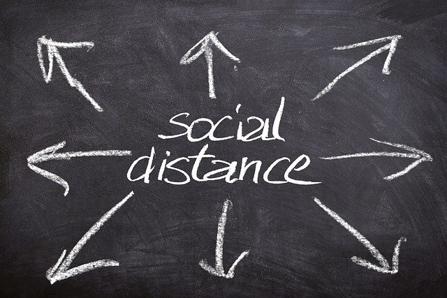 Social Media Strategy while Social Distancing